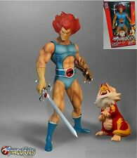 "Thundercats lion-o & Sneurf 14"" pouces mega scale action figure-mezco toyz 2016"