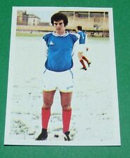 N°250 DAHLEB CS SEDAN ARDENNES AGEDUCATIFS FOOTBALL 1973-1974 FRANCE PANINI