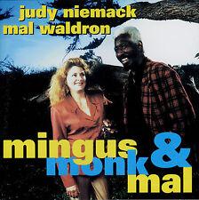 JUDY NIEMACK & MAL WALDRON  Mingus Monk & Mal
