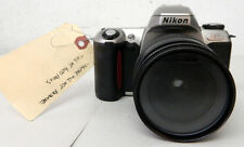 Nikon N65 Film Camera w/ AF Nikkor 28-80mm 1:3.3-5.6 G 58mm UV Japan Lens #2