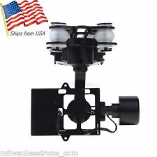 Walkera G-3D 3 Axis Brushless Camera Gimbal For iLook ILOOK+ Gorpo 3 3+ Black US