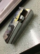Old Vtg Pack Mate Lighter Automatic Fits on Cigarette Pack Chrome
