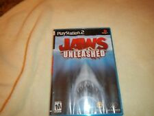 Playstation 2 Jaws Unleashed