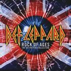 DEF LEPPARD ROCK OF AGES THE DEFINITIVE COLLECTION NEW 2 CD SET GREATEST HITS