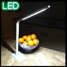 LED Schreibtischleuchte mikado 100 weiß Schreibtischlampe Büroleuchte 4W dimmen