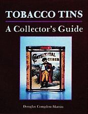 Tobacco Tins: A Collector's Guide Over 1000 tobacco tins