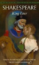 Bantam Classics Ser.: King Lear by William Shakespeare (1988, Paperback)