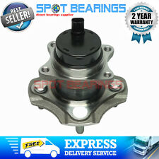 TOYOTA YARIS VERSO VITZ VIOS REAR WHEEL BEARING HUB with ABS SENSOR 1999   2005