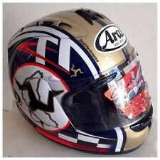 FREE SHIPPING option Arai Corsair V IOM TT 2015 motorcycle helmet Isle of Man XL