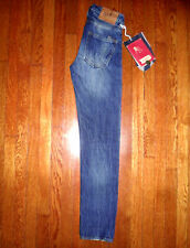 $194 Prps RAMBLER 'YAW' E63P133V ONE YEAR WASH JAPANESE SELVEDGE JEANS 28X34
