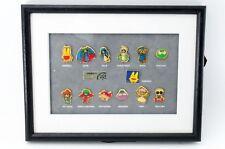 Rare Puyo Puyo Pins Pin Badge Madou Monogatari 3000 Limited (mn62)
