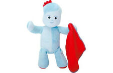 """In the Night Garden Iggle Piggle 7"""" Beanie Plush Soft Doll Toy New - USA Seller"""