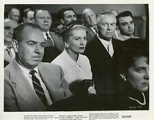 JOAN FONTAINE FRITZ LANG BEYOND A REASONABLE DOUBT VINTAGE 1956 PHOTO N°2