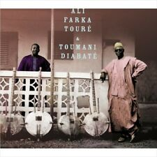 Ali Farka Tour' & Toumani Diabat' New CD