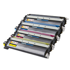 4x TN-240 TN240 Colour Toner Cartridges for Brother HL3040CN MFC9120CN Printer