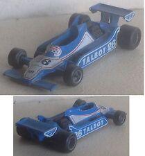 Polistil ref CE 118 F 1 Talbot Ligier JS 11 n° 26 vintage 1/41ème