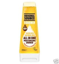 Original Source Skin Quench Pineapple & Coconut Oil Shower Gel Body Wash 250ml