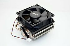 AMD SILENT Wraith features cooler FM2/FM1/AM3/AM2 Copper HeatSink up to 125w