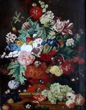 Robert Dumont-Smith Britannico natura morta dipinto ad olio dopo l'olandese Masters