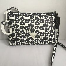 GUESS Peak Black & White CROSSBODY Purse Handbag *NEW* ~FREE SHIPPING US~