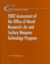 2002 Assessment of the Office of Naval Research's Air and Surface Weapons Techno