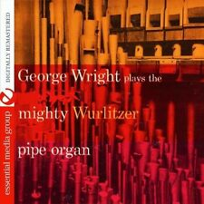 Plays The Mighty Wurlitzer Pipe Organ - George Wright (2013, CD NEU) CD-R