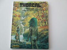 THORGAL T8 EO1985 BE/TBE ALINOE EDITION ORIGINALE