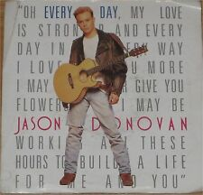 "Jason Donovan, Every day, VG/EX 7"" Single 0697"