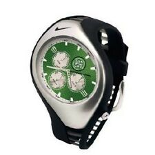NIKE TRIAX SWIFT 3I CELTIC CLUB SOCCER FOOTBALL TEAM WATCH WD0040-011