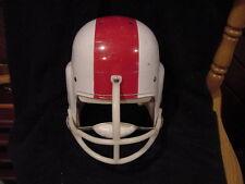 VINTAGE 1950's/1960's Suspension Football Helmet, Harvard Colors, VINTAGE&NICE!