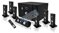 NEW PYLE PT798SBA 7.1 Channel Home Theater System, Satellite Speakers, Bluetooth