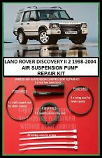 Land Rover Discovery II 2 WABCO AIR SUSPENSION COMPRESSOR PUMP SEAL KIT