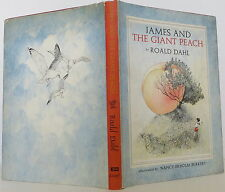 ROALD DAHL James and the Giant Peach FIRST EDITION/FIRST STATE