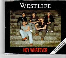 (FM14) Westlife, Hey Whatever - 2003 CD