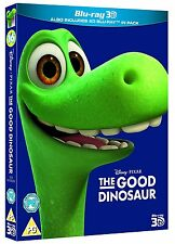 THE GOOD DINOSAUR 3D [Blu-ray 3D + Blu-ray] Disney Pixar Movie Combo Pack