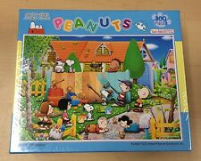Peanuts Snoopy Apollo Sha's 3-718 Jigsaw Puzzle 300 piece Japan New In Box Rare!