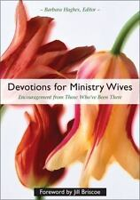 Devotions for Ministry Wives-ExLibrary