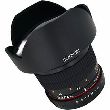 New Rokinon 14mm F2.8 IF ED Super Wide Angle Lens for Sony Alpha Mount FE14M-S