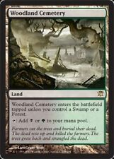 4 Woodland Cemetery NM/LP - Innistrad - Rare  - Magic The Gathering - MTG - Land