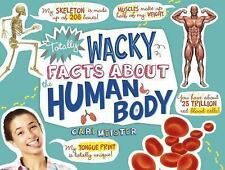 Mind Benders: Totally Wacky Facts about the Human Body by Cari Meister (2016,...