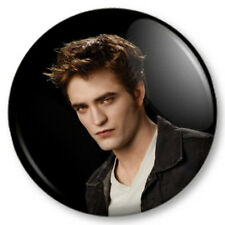 Twilight Saga Edward Cullen 25mm Pin Button Badge Robert Pattinson RPATS Vampire