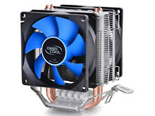 Dual Fan CPU Quiet Cooler Heatsink for AMD FM2 FM1 AM3+ AM3 AM2+ AM2 940 939/754