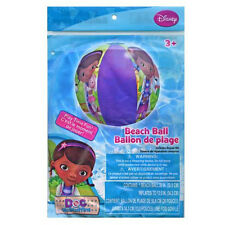 6pc DISNEY Doc McStuffins Kids POOL BEACH BALL TOY PARTY FAVORS Bola de Playa 3+