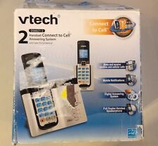 VTech DS6621-2 DECT 6.0 Cordless Phone with Bluetooth 2 Handsets