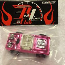 2015 Hot Wheels 29th Convention Pink Baja Bruiser RLC Party baggie car