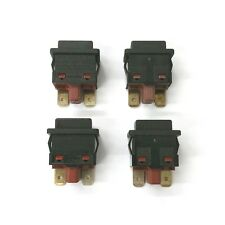 Lot of 4 NEW Dreefs / Kautt & Bux TL323A3 SPST ON-OFF Push Button Switches