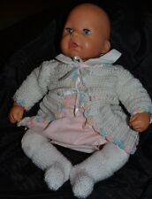 Zaph creations Baby Doll with all new Hand Crafted Clothes