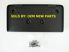 NEW 2010-2014 GMC Terrain Front License Plate Bracket 25798784 with HARDWARE OEM