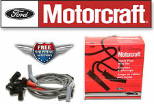 Motorcraft WR6083 Spark Plug Wire Set 2004-2008 FORD RANGER