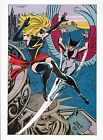 Vintage 1978 MS. MARVEL Pin up Poster Marvel Comics